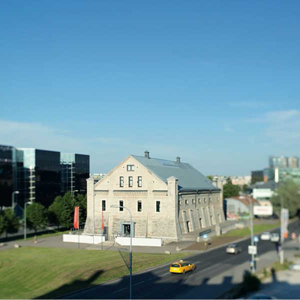 Museum of Estonian Architecture, Tallinn (Estonia)