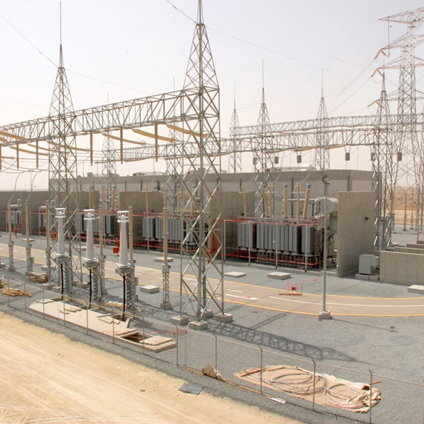 DEWA substations, Dubai (United Arab Emirates)