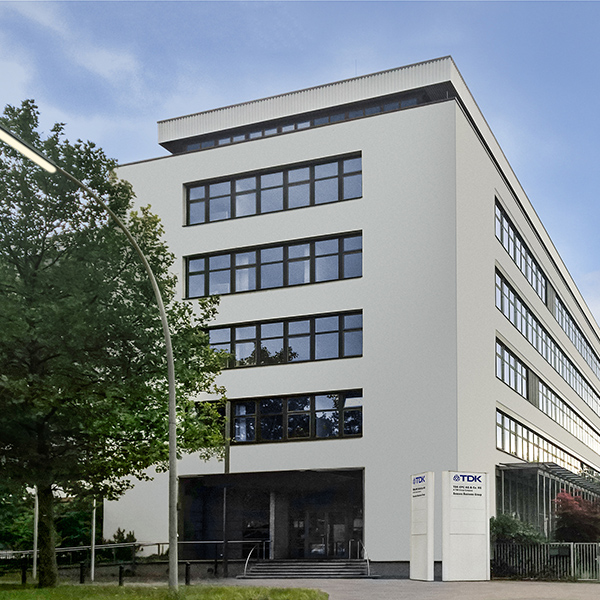 TDK production facility, Berlin (Germany)
