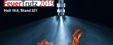 AQUASYS at FeuerTrutz 2019