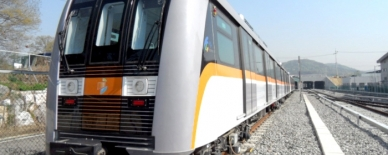 AQUASYS supplies HPWM systems for six more trains from South Korea's Incheon Subway Line
