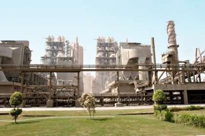 AQUASYS protects the cable tunnels in Egypt's largest cement plant